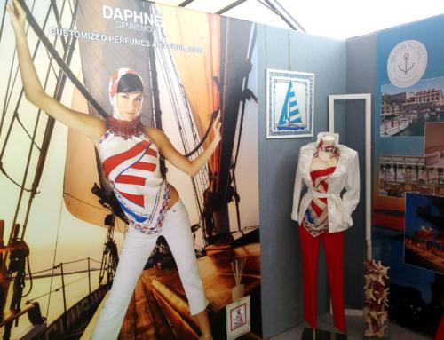 Moda e nautica si incontrano in una collezione Made in Liguria