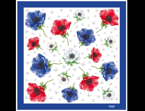 Alla Città di Nizza, un foulard per onorare la memoria delle vittime innocenti del 14 luglio 2016
