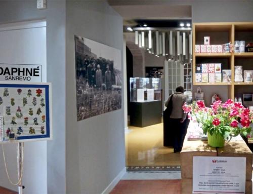 """I profumi dei fiori DAPHNÉ al Museo del Fiore """"Floriseum"""" di Sanremo"""