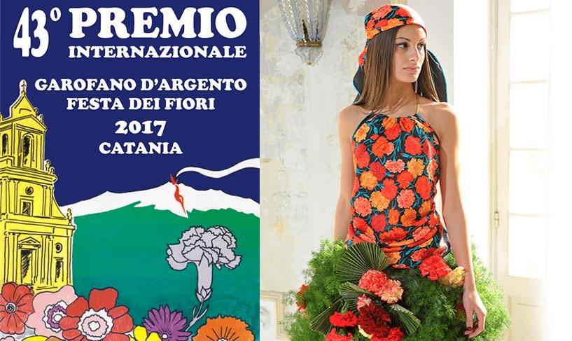 La Maison DAPHNÉ Ospite a Catania, la Firma dei fiori premiata con il prestigioso riconoscimento del Garofano d'Argento
