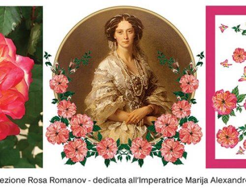 """La Rosa Romanov fa parlare della Riviera dei fiori a """"I giorni delle rose"""" di Spello"""