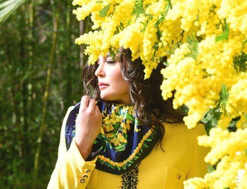 Mimosa di Sanremo: il Foulard dedicato a tutte le donne