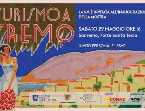 Moda a Sanremo dalla Belle Époque alla nascita del Made in Italy con gli abiti del Museo DAPHNÉ al Forte Santa Tecla
